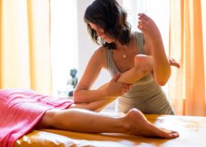 LOMI LOMI Massage Ablauf